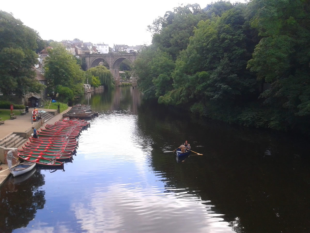 knaresborough river